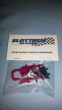 Slottech #4700 '95 Pink Panther Chassis Kit w/ Extras