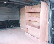 RENAULT TRAFIC Van SWB (NEW MODEL) Van Ply Shelving,Van Plywood Racking