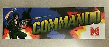 Commando marquee sticker. 3 x 10. (Buy 3 stickers, Get One Free!)