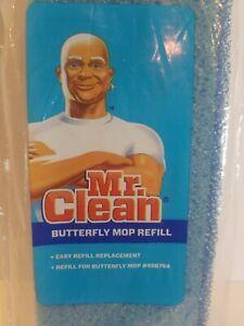 New Mr Clean Classic Butterfly Sponge Mop Refill #456764