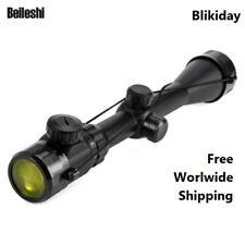Beileshi Hunting Riflescope 3-9X40 EG Full Size Sight optic W 2 20mm scope mount