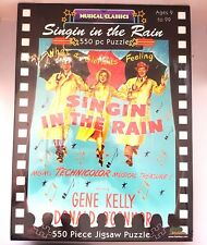 Cinema Musical Classics SINGIN' IN THE RAIN 550 Piece Jigsaw Puzzle 680mmx485mm