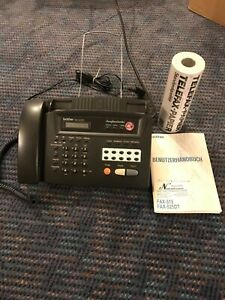 Brother 525 DT Telefon Anrufbeantworter Fax