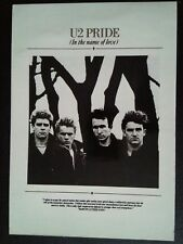 CARTE POSTALE U2 GROUPE ROCK IRLANDAIS