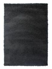 Nordic Cariboo Charcoal Grey Super Thick Shaggy Rug 7 Sizes 200x290cm