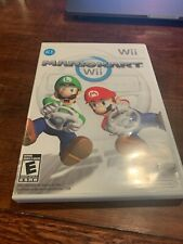 Nintendo Mario Kart Wii Complete w/ manual Tested and Works Great! Great cond!