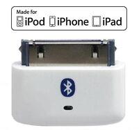 KOKKIA i10s (White) Tiny Bluetooth iPod Transmitter for iPod/iPhone/iPad