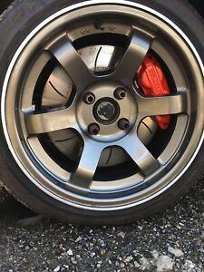 mx5 big brakes (brackets)