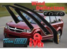 DODGE JOURNEY 2008 - 5D  / FIAT Freemont 2011 - Wind deflectors 4.pc  HEKO 13410
