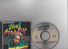 BOB MARLEY. REGGAE ROOTS. CD ALBUM. 11 TITRES.