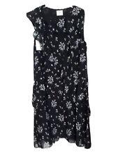 Erdem × H&M Silk Dress Size 16 BNWT
