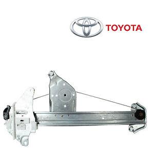 For Toyota Avalon Rear Passenger Right Window Regulator w/ Power Window