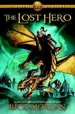The Lost Hero (Heroes of Olympus, Book 1) by Rick Riordan