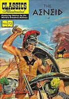Classics Illustrated 72 : The Aeneid, Paperback by Virgil, Brand New, Free sh...