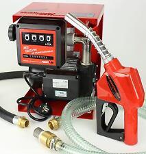 1 Stück 230 Volt Pumpe vom Hersteller Heizölpumpe 8m Schlauch Bypass �–lpumpe