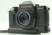 [Exc+5] CONTAX 167MT Carl Zeiss Tessar T* 45mm f/2.8 AEJ from Japan 624