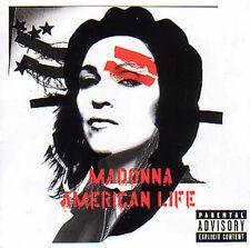 Madonna - American Life (2003)  CD  NEW/SEALED  SPEEDYPOST