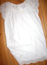 Rosemunde Kleid Dress Embroidery Above Knee Cloud Dancer Ecru  size: 38 Neu