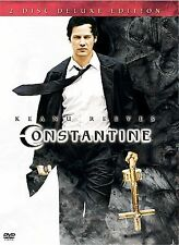 Constantine (DVD, 2005, 2-Disc Set, Deluxe Edition) Brand New Keanu Reeves