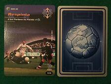 FOOTBALL CHAMPIONS 2001-02 CARD 19/80 JUVENTUS DEL PIERO Calciatori Wizards