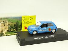 Solido 1/43 - Renault Clio 16s Chateau de la Vigne 1991