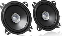 "JVC 420W 4"" Inch 10cm Dual-Cone Car Van Door Shelf Coaxial Speakers New Pair"