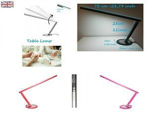 Flexible  Fluorescent Lamp For Manicure Nail Art Bed Table Desk Lamp PRO