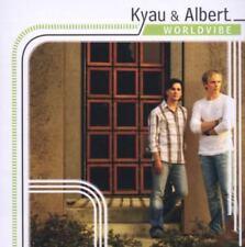 Kyau & Albert - Worldvibe 2CD NEU