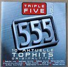 Triple Five - 555 Vol.1 - Simply Red, Wolfsheim, Aaliyah, Tom Jones u.a. - CD