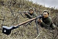GERMAN TANK KILLER RIFLE SOVIET RUSSIAN GUN AND SHELLS 14.5mm WW2 NEW MANUALS