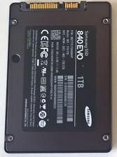 """Samsung SSD 1000 GB 1TB 2.5"""" HDD Festplatte Evo 840 Solid State Drive SATA-III"""