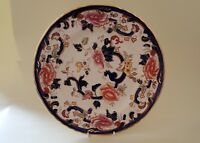 Mason's Ironstone Mandalay design vintage Art Deco antique large wall plate
