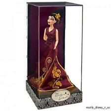 New Disney Store Mother Gothel Villains Designer Doll Limited Edition LE 13000