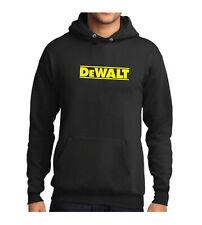 DeWALT Hoodie Tools Construction Handyman Sweatshirt Gift