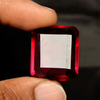 Emerald Cut Faceted Pink Tourmaline 96.00 Ct Brazilian Loose Gemstone DN-300
