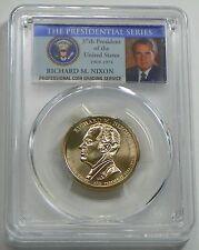 2016-P Richard M. Nixon Presidential Dollar Coin PCGS MS65 Position B