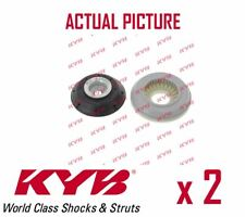2 x NEW KYB FRONT AXLE TOP STRUT MOUNTING PAIR SET OE QUALITY REPLACEMENT SM1820