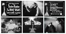 "16mm Sound Film: BUSTER KEATON ""The Spook Speaks"" (1940) KODAK ORIGINAL"
