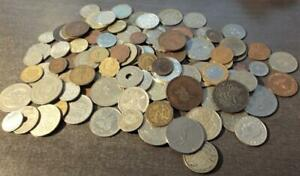 100+ DIFFERENT ISLAMIC MIDDLE EAST COUNTRIES COINS  A14