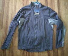 Patagonia Nine Trails Jacket MENS Large LG Gray Nylon (like Houdini) Windbreaker