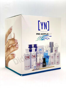 Young Nails Professional Acrylic System Kit- CORE