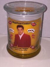 Elvis Viva Las Vegas Candle - Memphis - Graceland