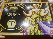 Saint Seiya Bandai Aries Gold zodiac Saints Action Figure 2003