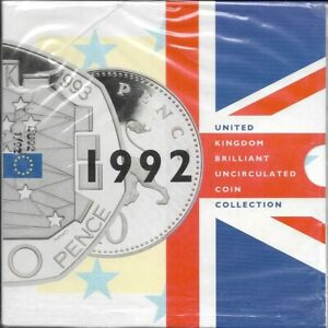 Various Royal Mint Brilliant Uncirculated Year Sets Original Packaging As Issued