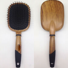 Fashion Bamboo Hair Brush Wooden Paddle Massage Eco Friendly Wood Hair Brush