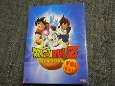 """RARE! COFFRET 9 DVD """"DRAGON BALL Z - VOLUME 10 A 18"""" manga"""