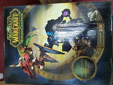 World Of Warcraft Blood Elf Rogue VS Draenei Paladin Exclusive Diorama Sideshow