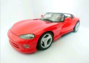 Dodge Viper RT/10 rot ANSON JRL Toys 1:12
