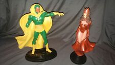 Bowen Designs The Vision and Scarlet Witch Full Size Statues Wandavision Disney+