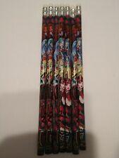 Monster high Pencils lot 7 School Supply. Collectable Eraser